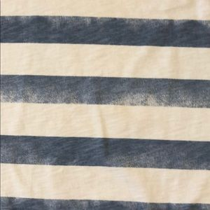 Madewell Tops - Madewell Blue and White Striped Top XS